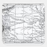 Mapa de la región del oro, publicado en 'el Weekly Colcomanias Cuadradass