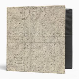 """Mapa de la sección de T1415S R3031E el condado de Carpeta 1 1/2"""""""