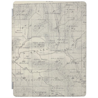 Mapa de la sección de T19S R28E el condado de Cubierta De iPad