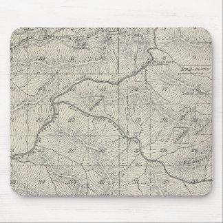 Mapa de la sección de T2021S R3031E el condado de  Alfombrillas De Raton