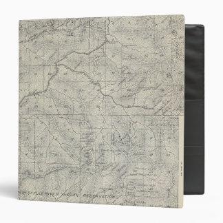 """Mapa de la sección de T2021S R3031E el condado de Carpeta 1 1/2"""""""