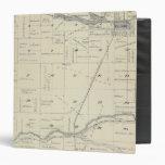 """Mapa de la sección de T22S R27E el condado de Tula Carpeta 1 1/2"""""""