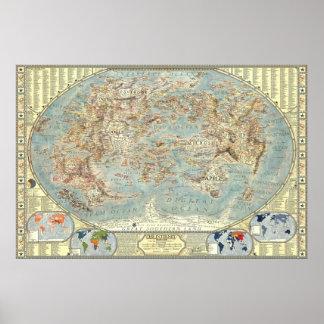 Mapa de la versión 2 0 del Internet