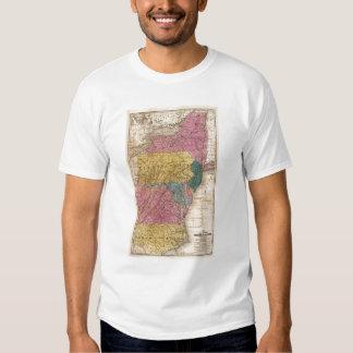 Mapa de los estados medios polera