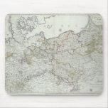 Mapa de los estados prusianos en 1799 mousepads