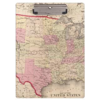Mapa de los Estados Unidos 5