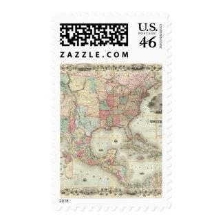 Mapa de los Estados Unidos de América
