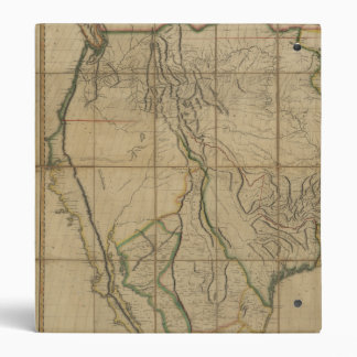 """Mapa de los Estados Unidos de América (1818) Carpeta 1"""""""
