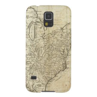 Mapa de los Estados Unidos de América Funda Para Galaxy S5