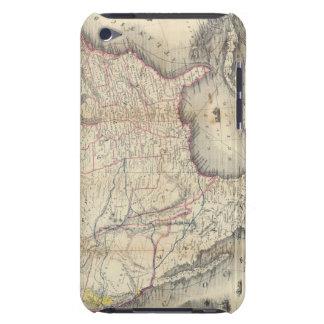 Mapa de los Estados Unidos Case-Mate iPod Touch Cárcasa