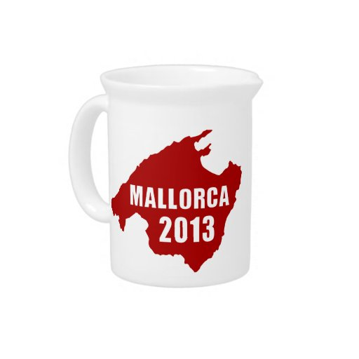Mapa de Mallorca 2013 Jarra