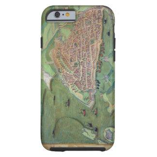 Mapa de Marsella, de 'Civitates Orbis Terrarum Funda De iPhone 6 Tough