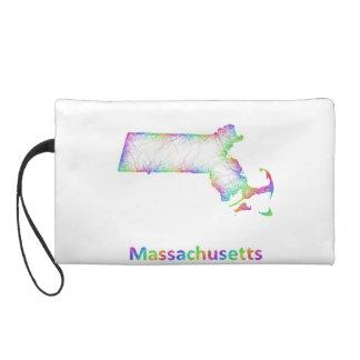 Mapa de Massachusetts del arco iris