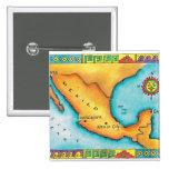 Mapa de México Pins