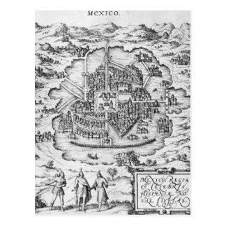 Mapa de México Postal