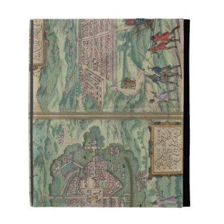 Mapa de México y de Cuzco, de 'Civitates Orbis Ter
