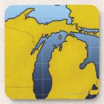 Mapa de Michigan 2 Posavaso