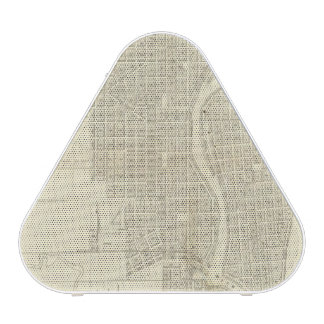 Mapa de Milwaukee Altavoz Bluetooth
