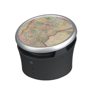 Mapa de Minnesota de Mitchell Altavoz Bluetooth