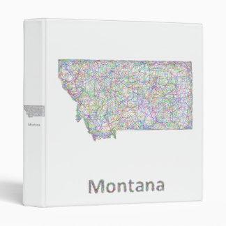 """Mapa de Montana Carpeta 1"""""""