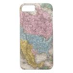 Mapa de Norteamérica 2 Funda iPhone 7