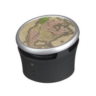 Mapa de Norteamérica Olney Altavoz Bluetooth