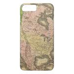 Mapa de Norteamérica Olney Funda iPhone 7 Plus