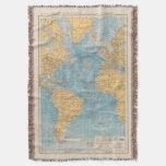Mapa de Océano Atlántico Manta