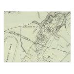 Mapa de Oceanport, NJ Postales
