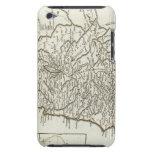 Mapa de Palestina iPod Touch Case-Mate Cárcasa