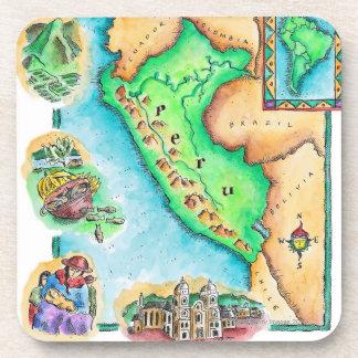Mapa de Perú Posavaso