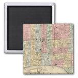 Mapa de Philadelphia de Mitchell Imanes