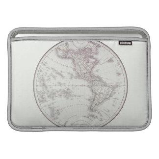 Mapa de Planispheric Funda Macbook Air