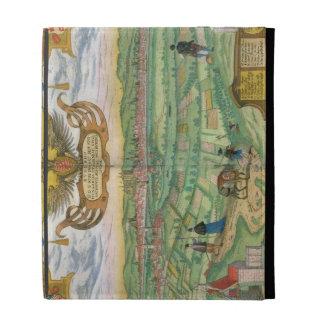 Mapa de Regensburg, de 'Civitates Orbis Terrarum