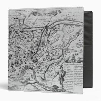 Mapa de Roma antigua