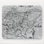 Mapa de Roma antigua Mouse Pads