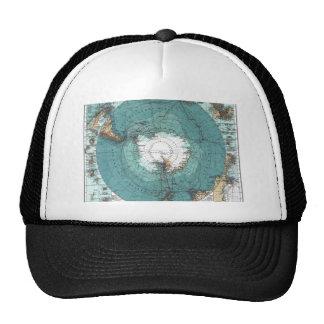 Mapa de South Pole Gorras De Camionero