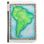 Mapa de Suramérica 2