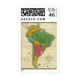 Mapa de Suramérica 3