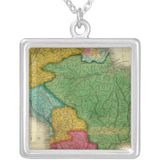 Mapa de Suramérica 3 Pendiente Personalizado