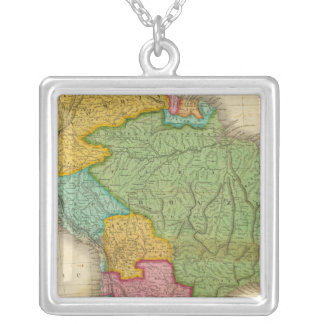 Mapa de Suramérica 4 Joyeria
