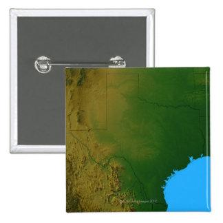 Mapa de Tejas Pin Cuadrada 5 Cm