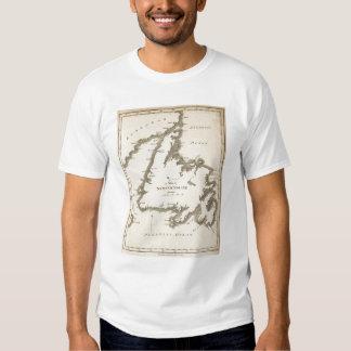 Mapa de Terranova Polera
