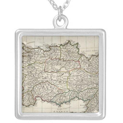 Mapa de Turquía Grimpolas