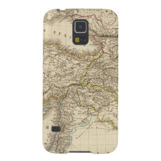 Mapa de Turquía Siria Carcasa Galaxy S5