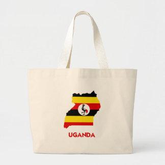 MAPA DE UGANDA BOLSA