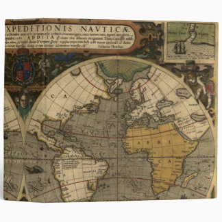 Mapa de Vera Totius Expeditionis