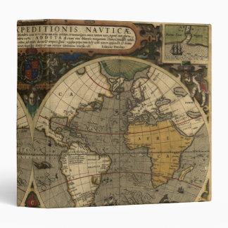 """Mapa de Vera Totius Expeditionis Carpeta 1 1/2"""""""