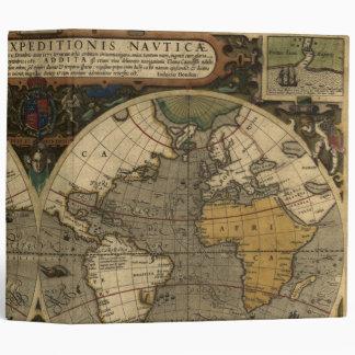 """Mapa de Vera Totius Expeditionis Carpeta 2"""""""