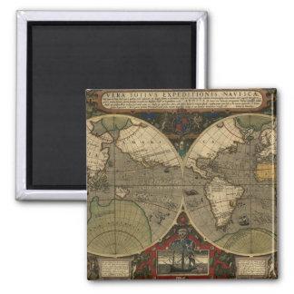 Mapa de Vera Totius Expeditionis Imán